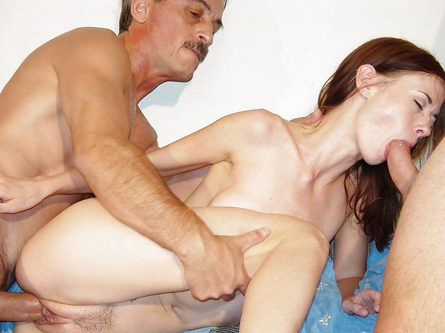 Old woman sex with girls