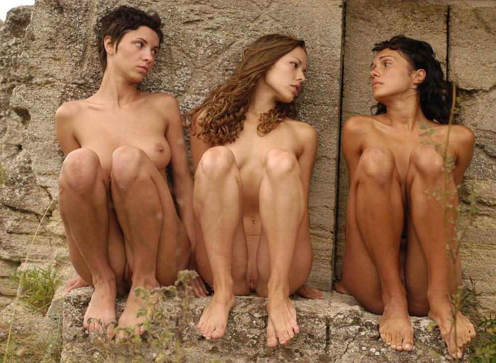 Old greek lady nude