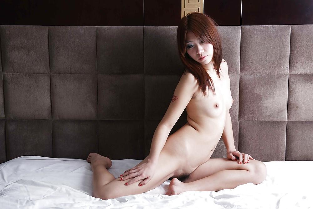 Beautiful girl asian nude-1159