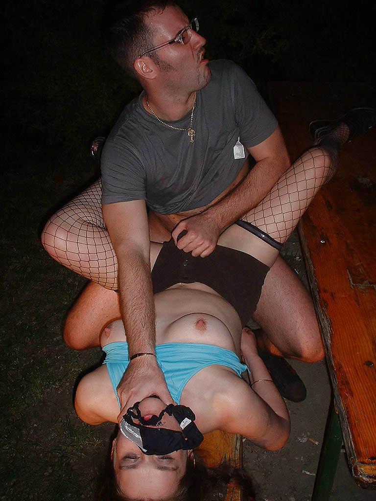 Horny drunk bitch fucked very hard