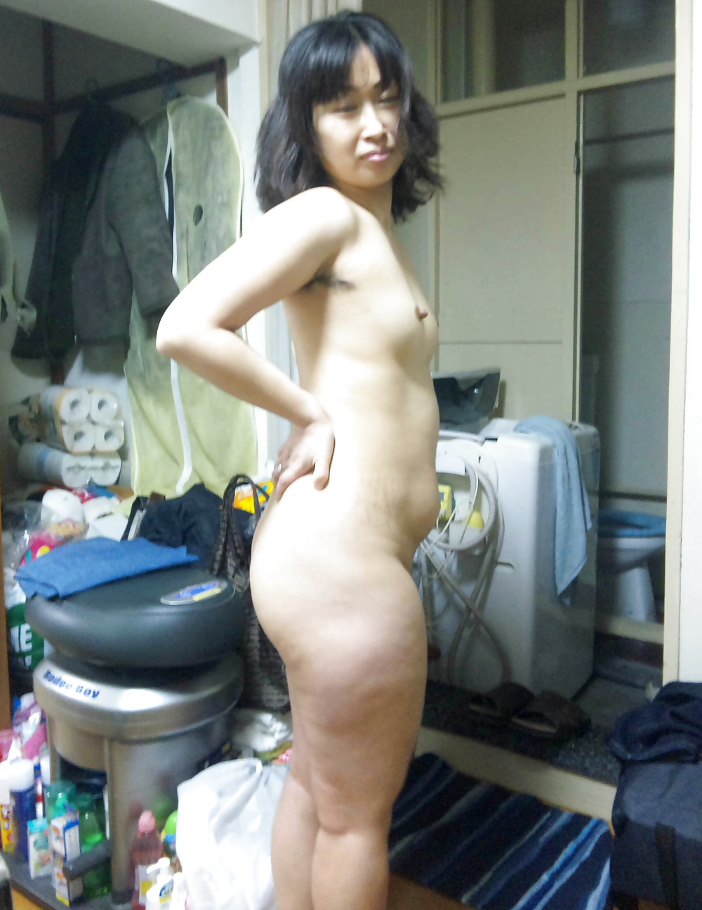 Amateur japanese voyeur