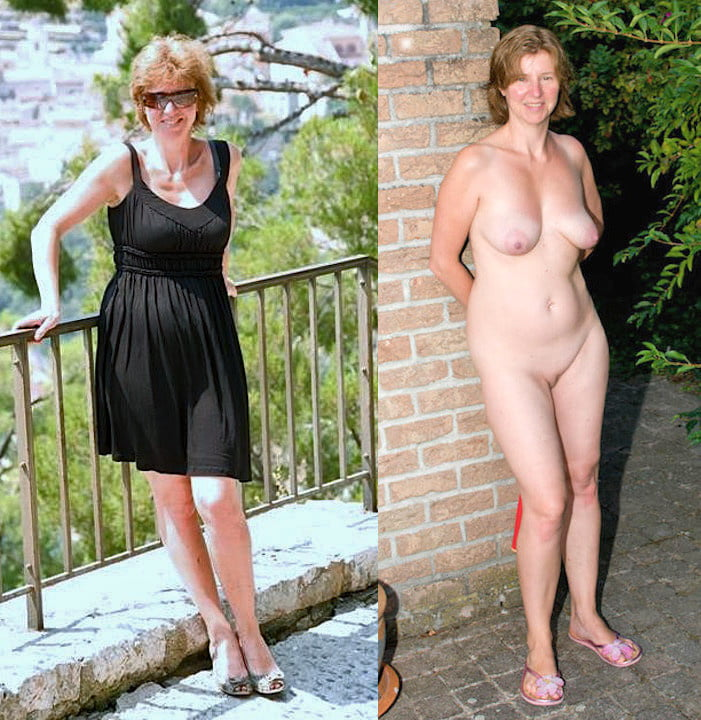 XXX undressing mature
