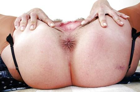 ass Chubby spread