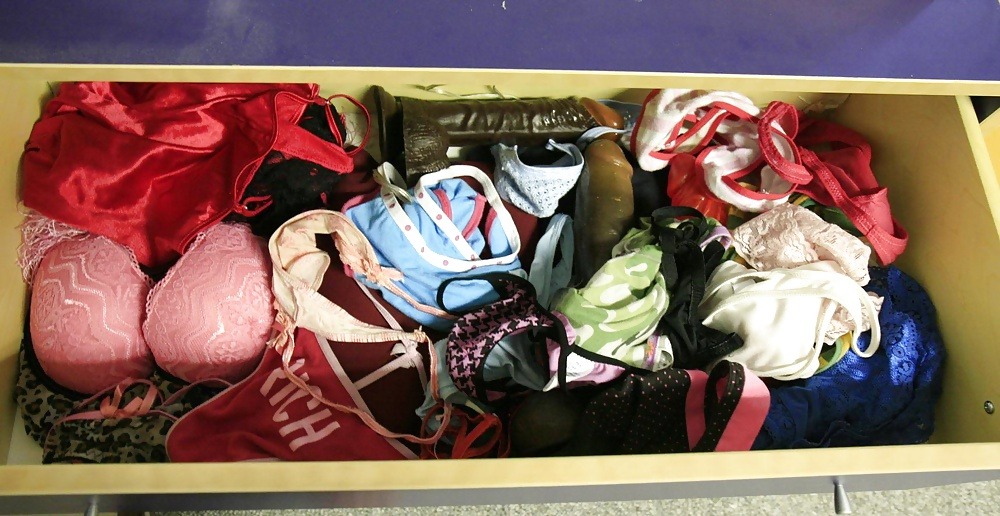 Underwear Drawers
