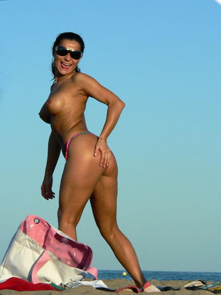 Amateur Beach Original Series Incredible Topless Nude 1