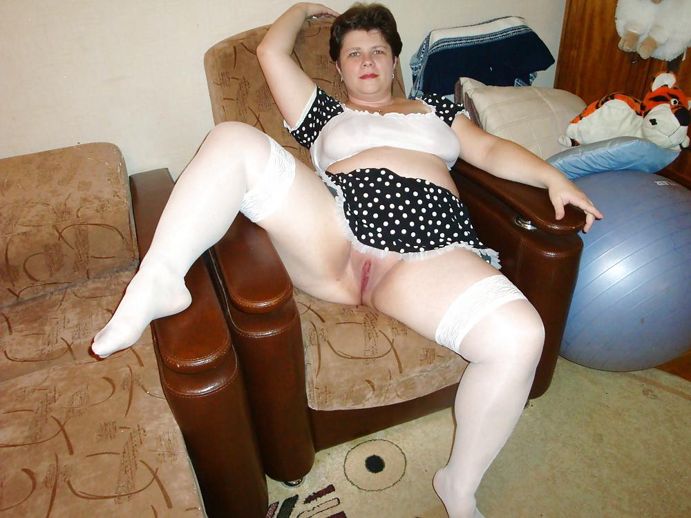 Бабушки порно в белье полные
