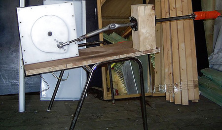 Bauanleitung fickmaschine Fickmaschine im