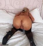 mature lady strip