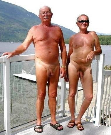 Grandpas naked The Night
