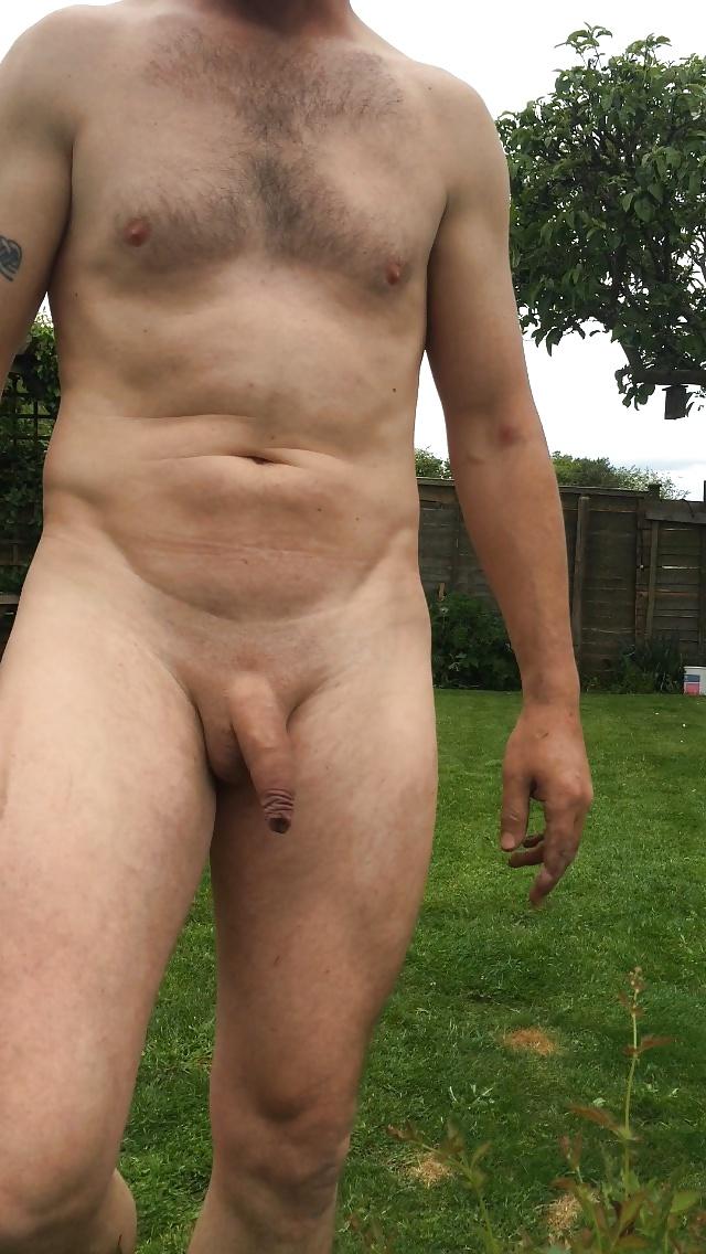 Bikini Mowing Lawn Nude Pics