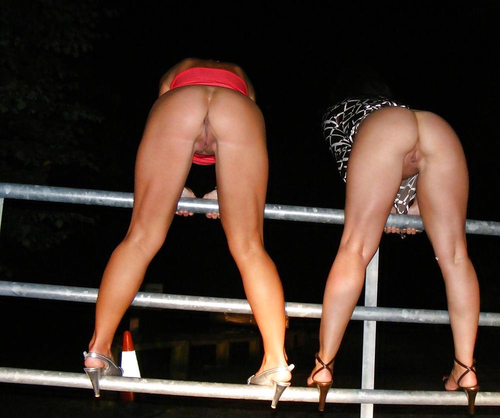 заморозка голые женщины без трусов - 2