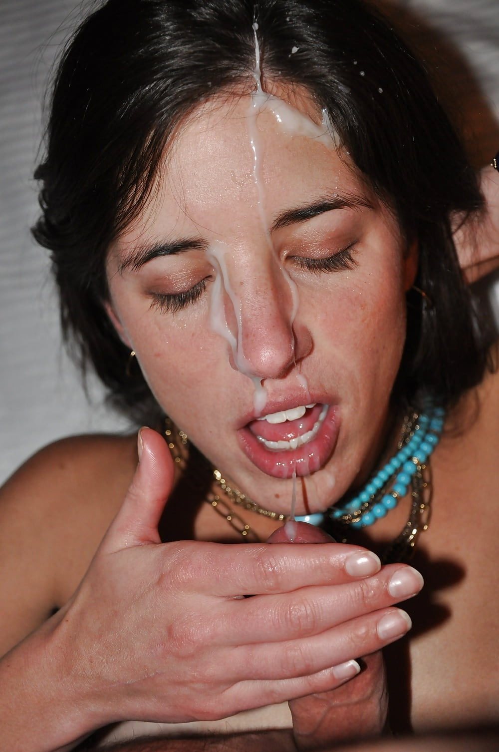 Messy blowjob galleries — pic 1
