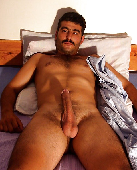 Turkish man nude