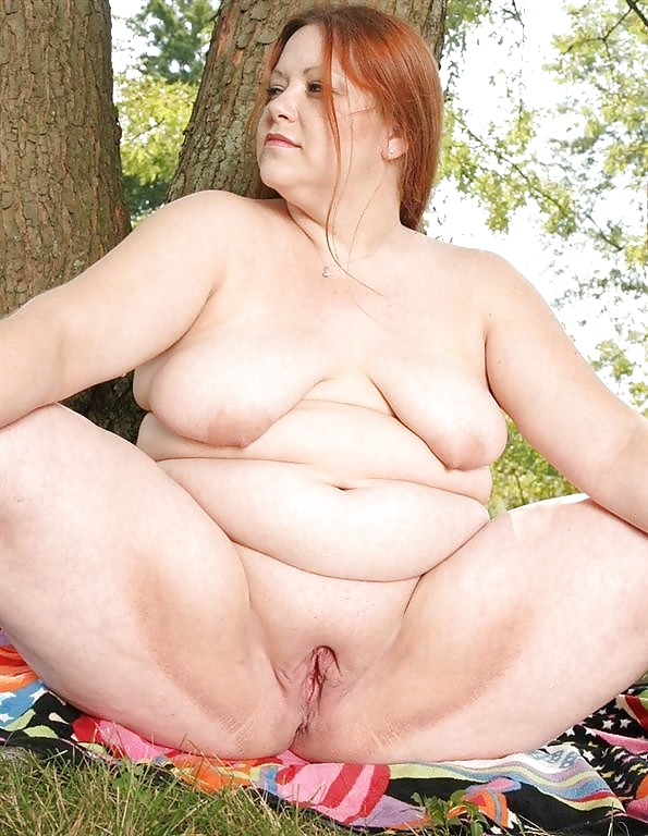 Large pussy bbw