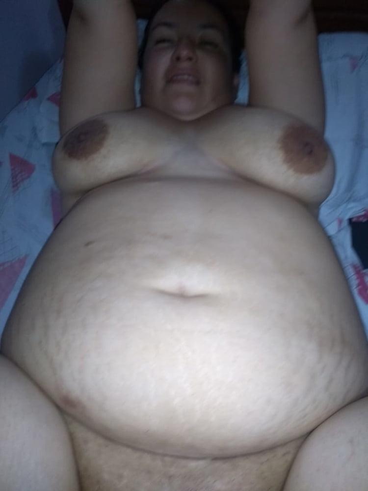 Fat hairy black bbw