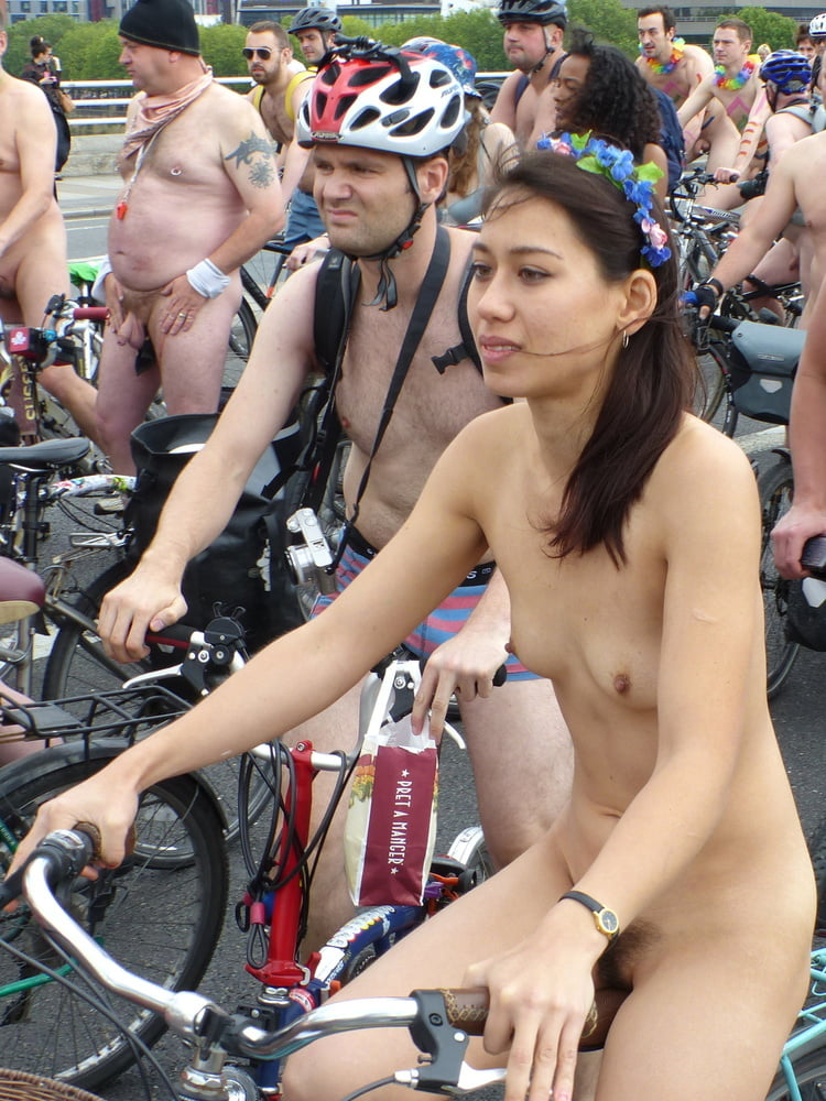 Naked asian girl on a bike See And Save As Asian Girl London Wnbr World Naked Bike Ride Porn Pict 4crot Com