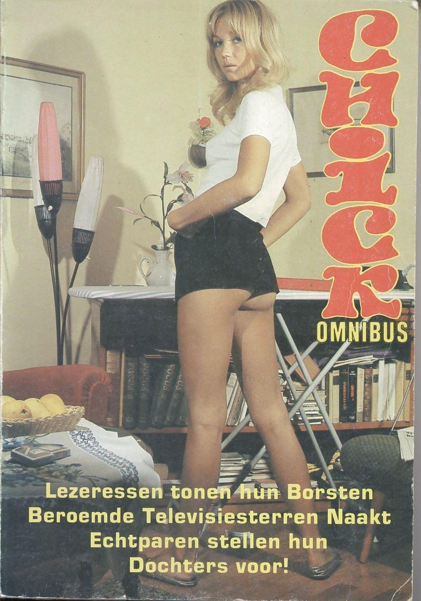 Porn Dutch vintage dutch magazine chick covers - 61 pics | xhamster