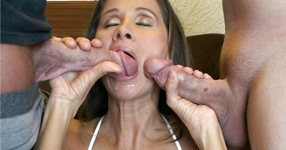 Milf Gets Stretched Out