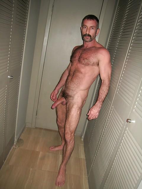 elderly men uncut cocks Naked