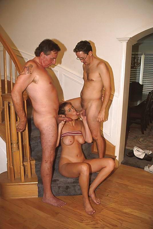 на даче секс с соседкой - 2