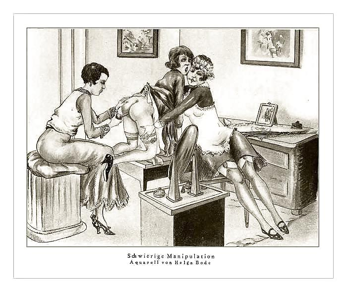 Erotica story enema spanking