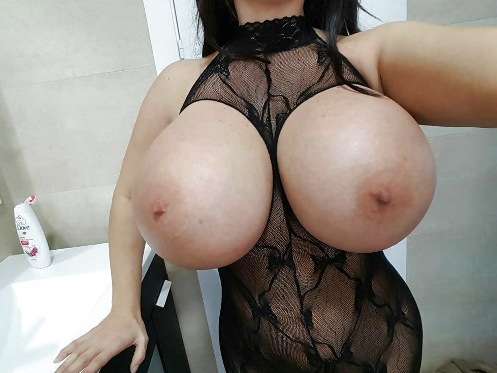 Big tits mega oversized tits