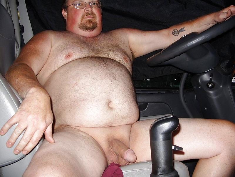 Trucker gay voyeur