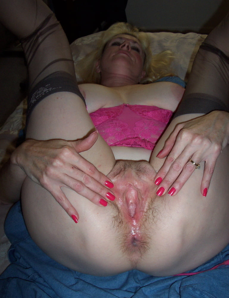 Ugly mature hairy pussy