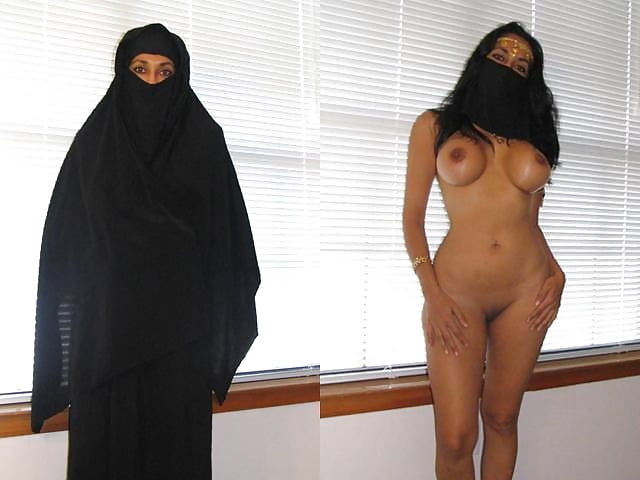 Burka babes nude pic