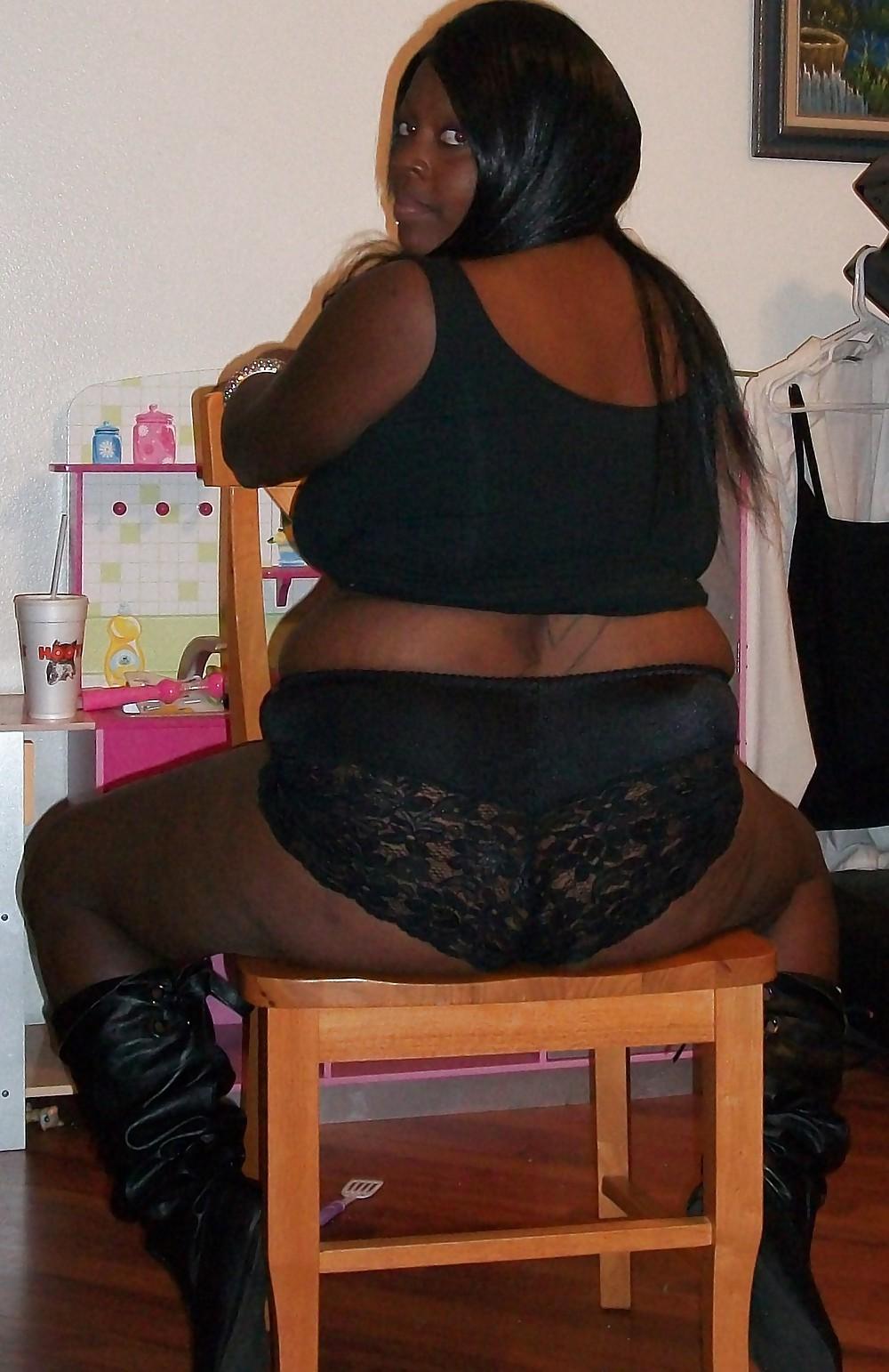 Big ebony busty