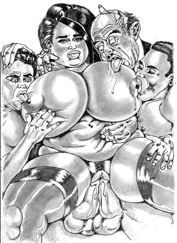 Bbw bdsm cartoon porn