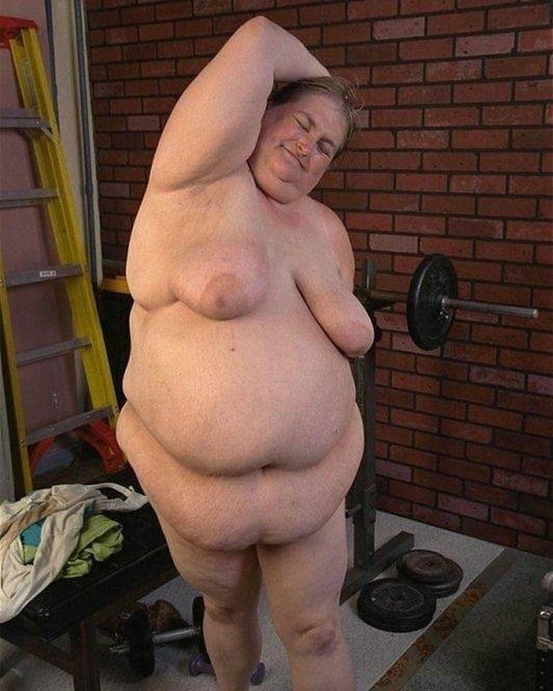 Nude fat people