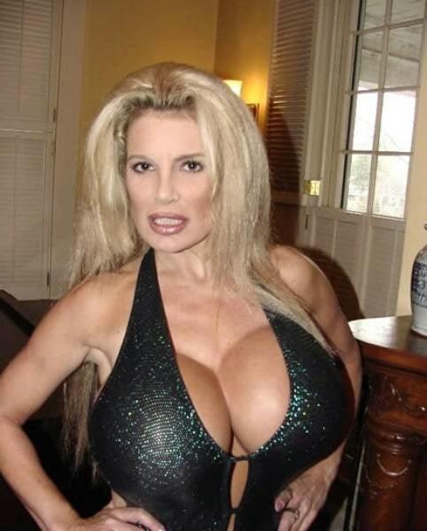 Top heavy sluts is the tits