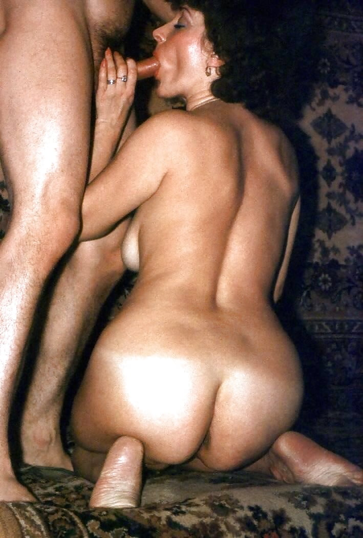 любительские ретро порно снимки - 14