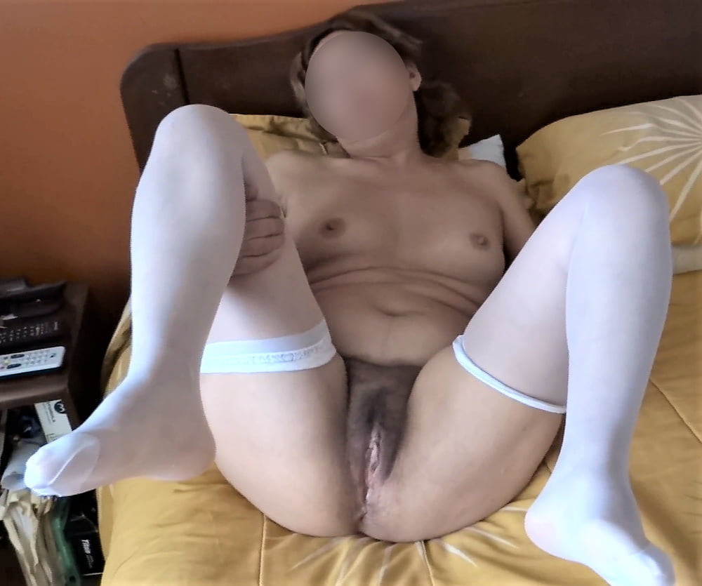 My hairy wife, watch her videos too (part 2) - 41 Pics