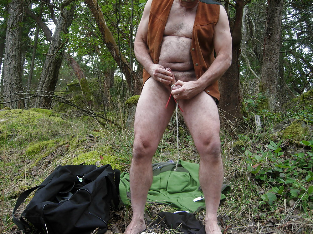 Allentown naked man
