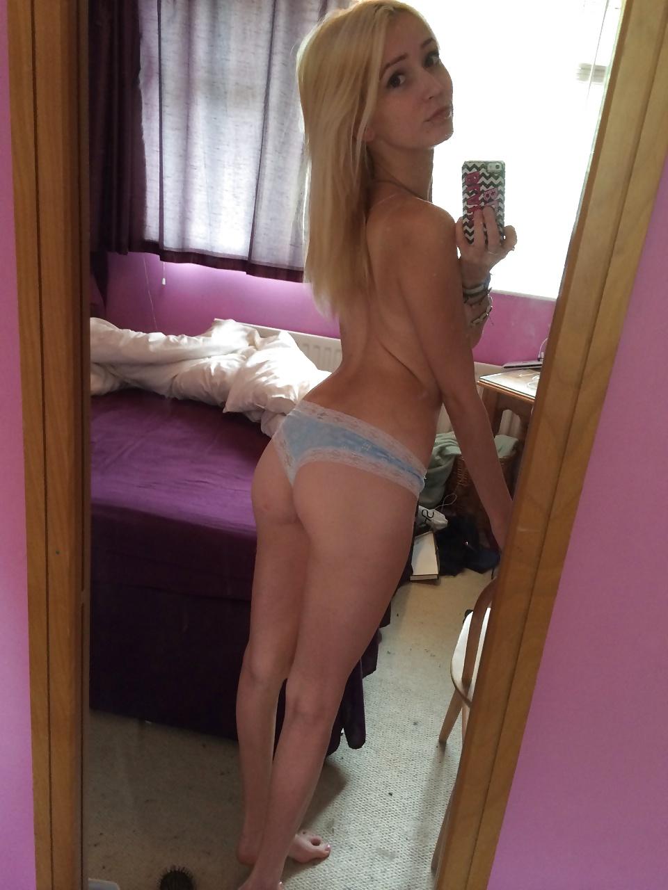 Sexy blonde teen tumblr