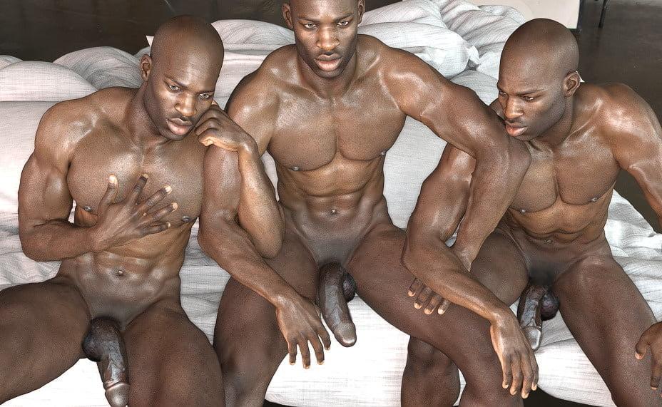 Gay Black Porn Site