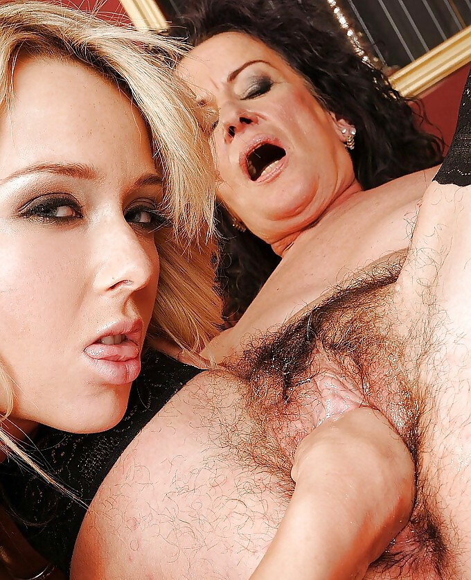 Hairy young old lesbions, milfs ass pics