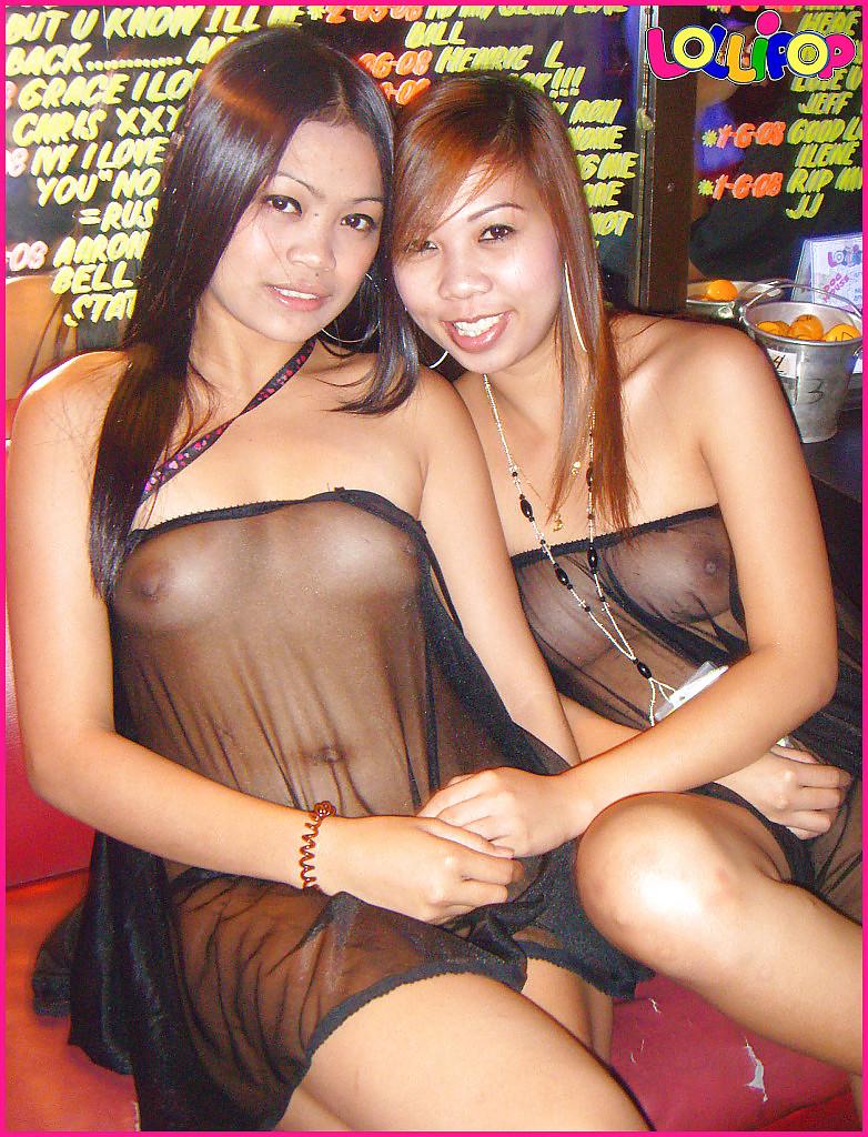 Filipina bar girl