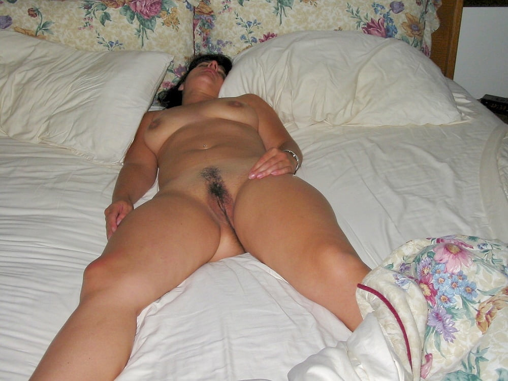 Sexy sleeping moms