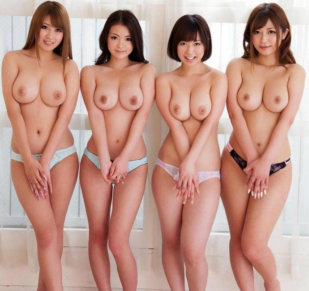Sexy And Busty Japanese Av Idol Mai Miyashita Strips Naked And Shows Her Naked Body