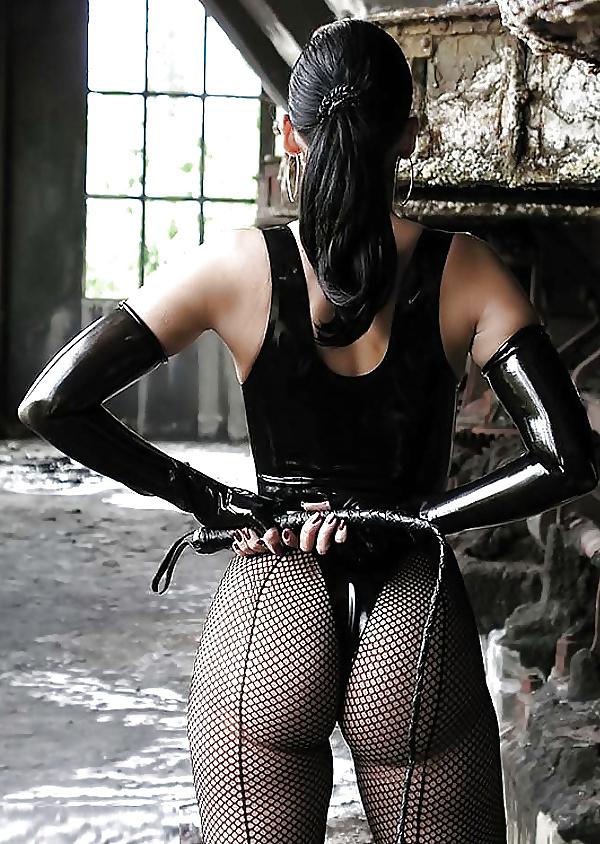 mistress pics Leather