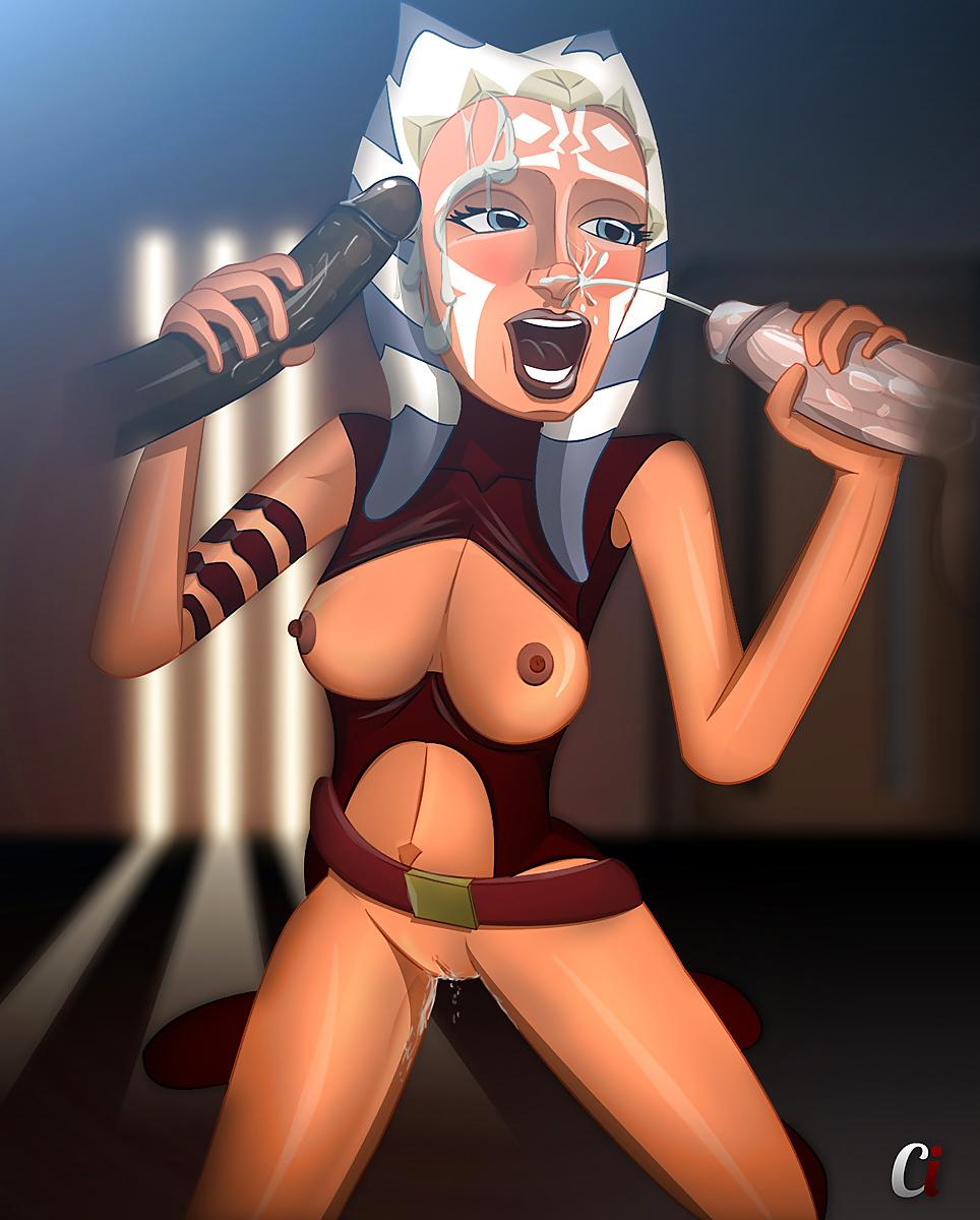 Star wars ahsoka tano nude xxx hentai naked