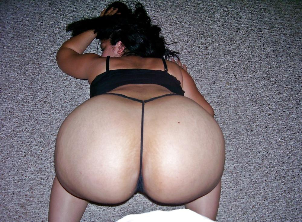 Big Ass Latina Chick