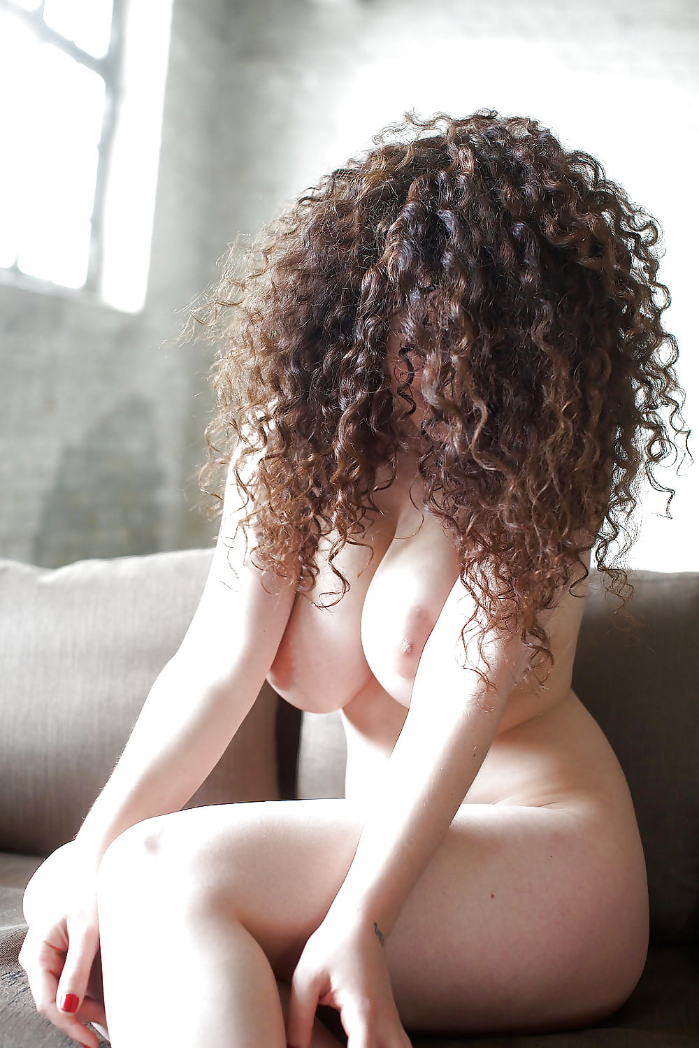 Sex curly haired girls naked free videos