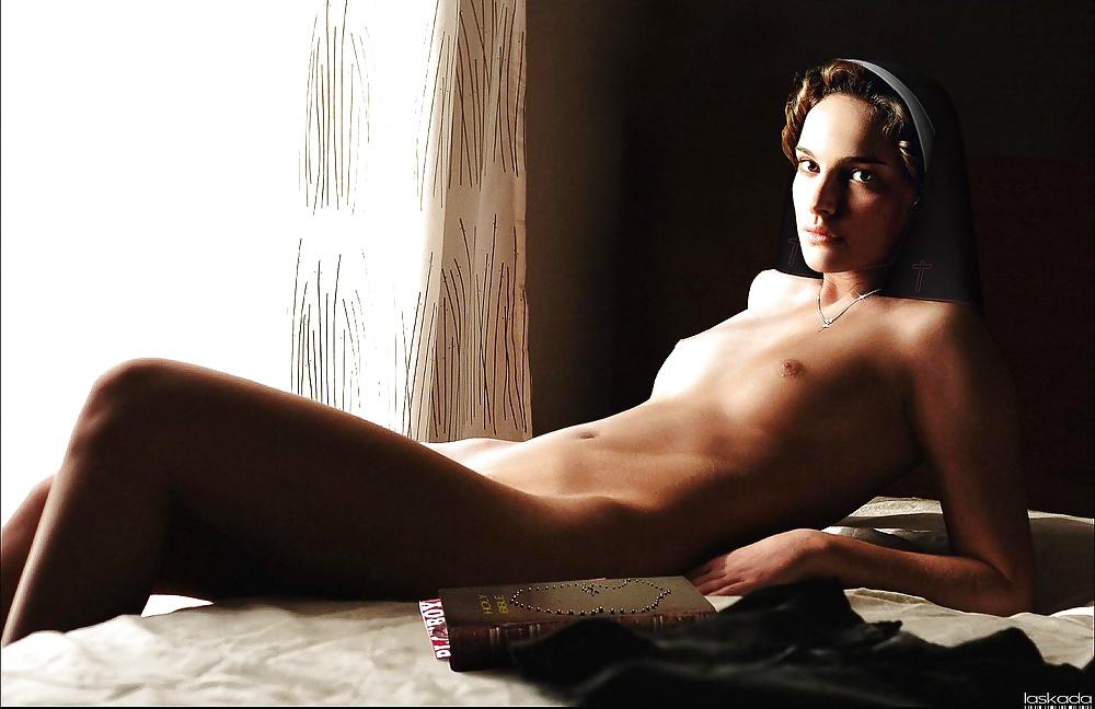 Idea And Naked Natalie Portman Nude Above
