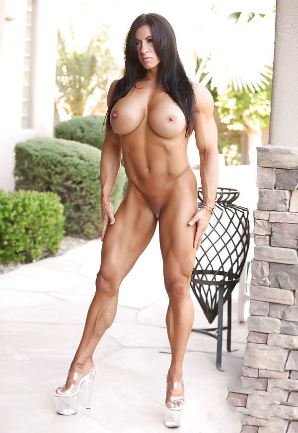 Defined abs pornstar female — pic 10