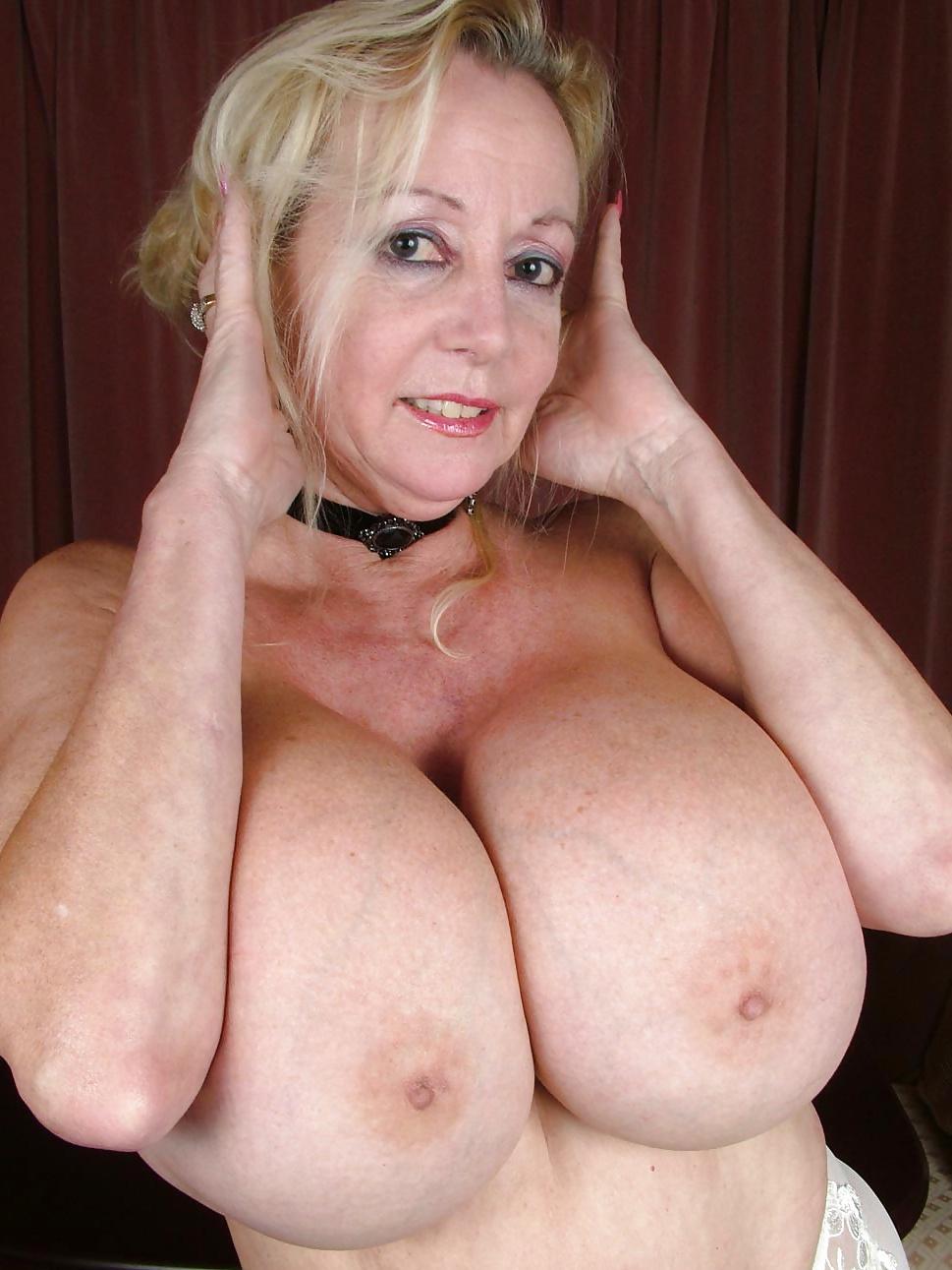 Hot Mature Breasts