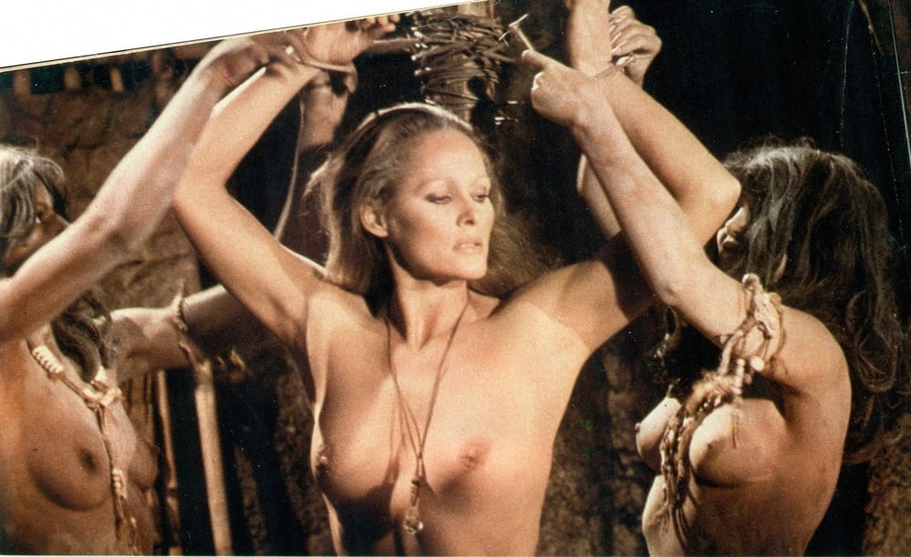 Ursula andress stripped bare